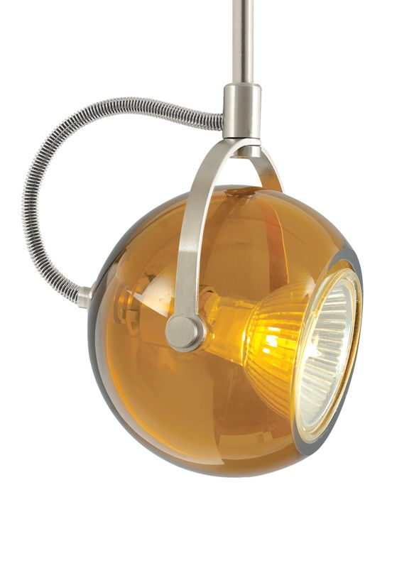 Tech Lighting 700MPPOD06A Pod 1 Light Monopoint Halogen Accent Light