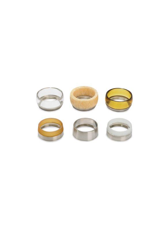 Tech Lighting 700MR16OMO Mini Om Onyx Glass Accessory Antique Bronze