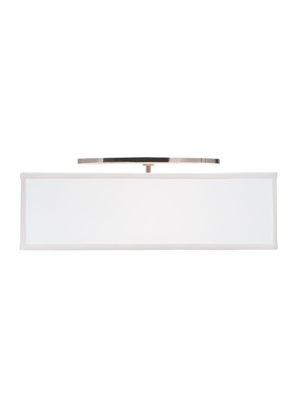 Tech Lighting 700TDCHAFMLW-CF Chambers Large White Square Fabric Sale $556.80 ITEM#: 2262254 MODEL# :700TDCHAFMLWS-CF UPC#: 756460383220 :