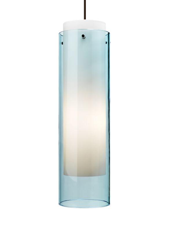 Tech Lighting 700TDECGPQ Echo Grande Transparent Aquamarine Cylinder Sale $470.40 ITEM#: 2980999 MODEL# :700TDECGPQB UPC#: 884655121347 :