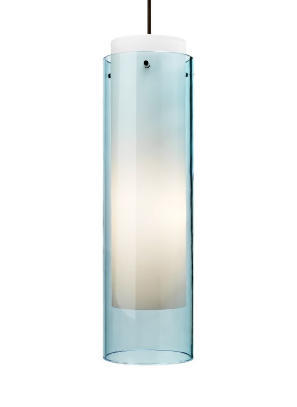 Tech Lighting 700TDECGPQ Echo Grande Transparent Aquamarine Cylinder Sale $470.40 ITEM#: 2980998 MODEL# :700TDECGPQZ UPC#: 884655121286 :