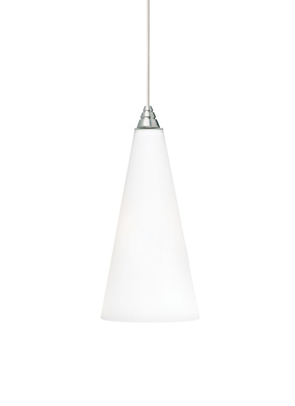 Tech Lighting 700TDEMPF-CF277 Emerge Conical Shaped Layered Frost