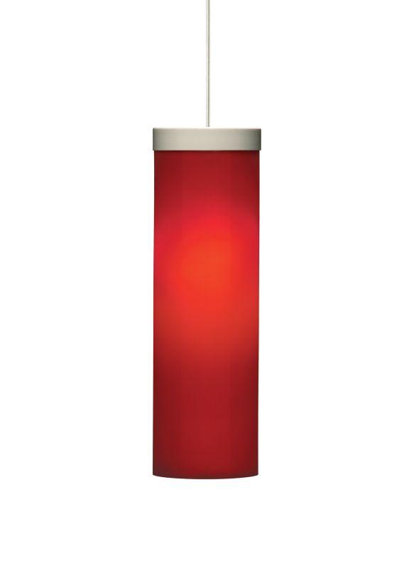 Tech Lighting 700TDHUDPR-CF277 Hudson Cylindrical Red Glass 277v Line Sale $400.00 ITEM#: 2981244 MODEL# :700TDHUDPRS-CF277 UPC#: 884655047371 :