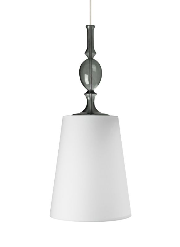 Tech Lighting 700TDKIELPWK-CF Kiev Large White Fabric Shade Line Sale $420.80 ITEM#: 2981355 MODEL# :700TDKIELPWKB-CF UPC#: 884655072083 :