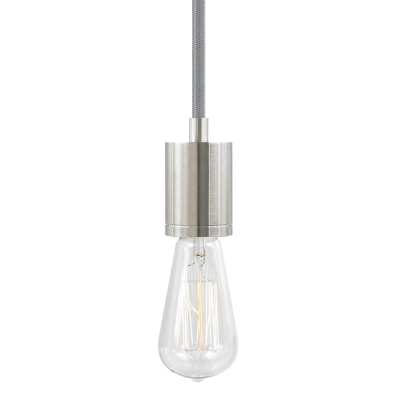 Tech Lighting 700TDSOCOPM08S SoCo 1 Light Mini Pendant with Nickel Sale $91.20 ITEM#: 2541618 MODEL# :700TDSOCOPM08YS UPC#: 884655285834 :