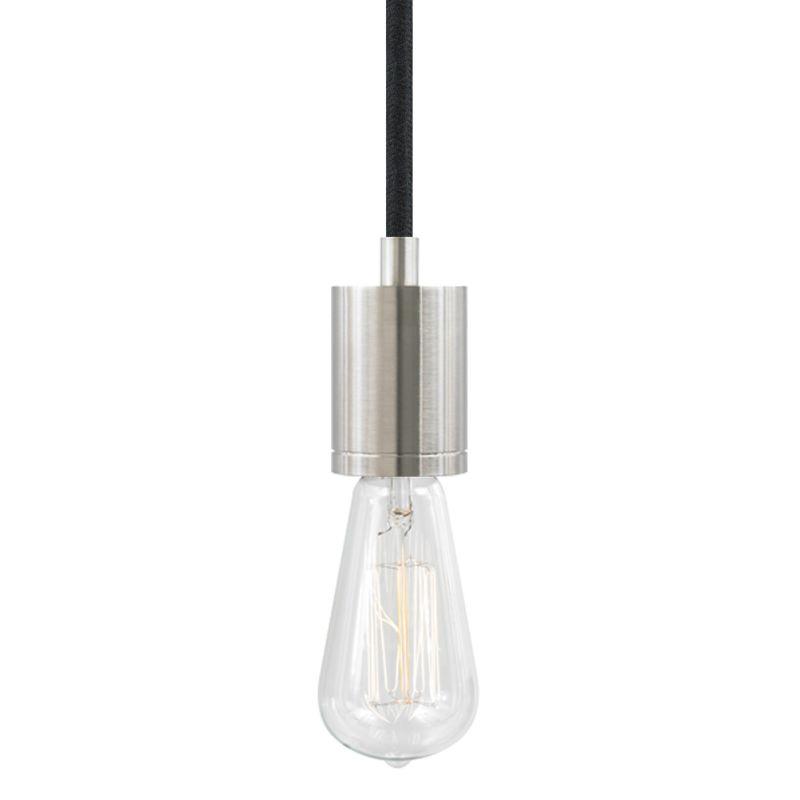 Tech Lighting 700TDSOCOPM24S SoCo 1 Light Mini Pendant with Nickel Sale $132.00 ITEM#: 2541658 MODEL# :700TDSOCOPM24BS UPC#: 884655286237 :