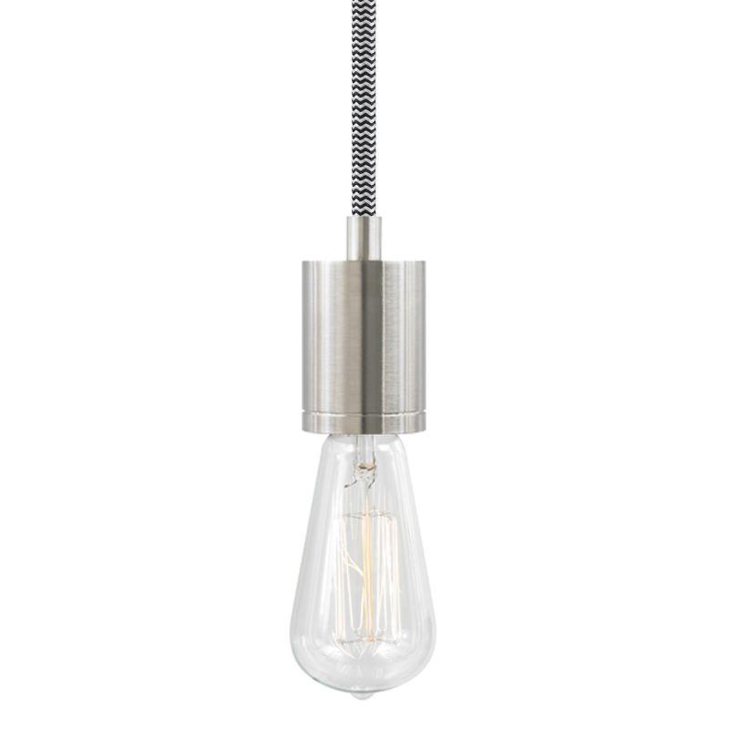 Tech Lighting 700TDSOCOPM24S SoCo 1 Light Mini Pendant with Nickel Sale $132.00 ITEM#: 2541662 MODEL# :700TDSOCOPM24IS UPC#: 884655286244 :