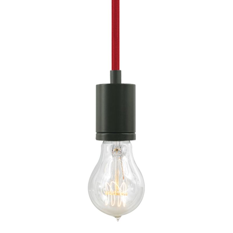 "Tech Lighting 700TDSOCOPM24Z SoCo 1 Light Mini Pendant with Bronze Sale $132.00 ITEM#: 2541680 MODEL# :700TDSOCOPM24RZ UPC#: 884655286152 The SoCo system of Sockets & Cords delivers choice, flexibility and the power of custom design. The SoCo sockets accommodates any 120 volt, medium base lamp up to 150 watts (not included). We have made it easy to create your own look. Mix, match and cluster to create a truly unique light sculpture or just install a few at a time to put light exactly where you need it. Available in 2 socket styles, 3 standard lengths, 7 cord colors, and 4 finishes. Ships with matching canopy. Consult factory for custom cord colors and lengths. We stock and make it easy to order some of the most popular lamps including several energy efficient LED and compact fluorescent options. Features: Antique Bronze Modern Socket 24 Foot Fabric Cord Includes Round 4"" Flush Canopy ETL Listed for Damp Locations Compatible with any Medium Base lamp up to 150 Watts (Sold Separately) Specifications: Bulb Base: Medium (E26) Bulb Included: No Canopy Width: 4 Cord Length: 288 Dimmable: Yes ETL Listed: Yes ETL Rating: Damp Location Height: 2.25 Light Direction: Down Lighting Location Rating: Damp Location Material: Metal Maximum Height: 288 Number of Bulbs: 1 Pendant Type: Mini Shade: No Sloped Ceiling Compatible: Yes Voltage: 120 Watts Per Bulb: 150 Width: 1.68 Not sure what you need for your space? Call us to help you configure a lighting system that suits your needs, including multi-light canopies, swag hooks, custom cord colors and lengths. :"