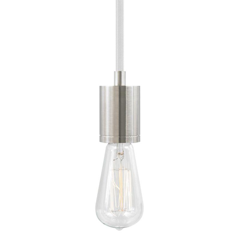 Tech Lighting 700TDSOCOPM24S SoCo 1 Light Mini Pendant with Nickel Sale $132.00 ITEM#: 2541686 MODEL# :700TDSOCOPM24WS UPC#: 884655347662 :
