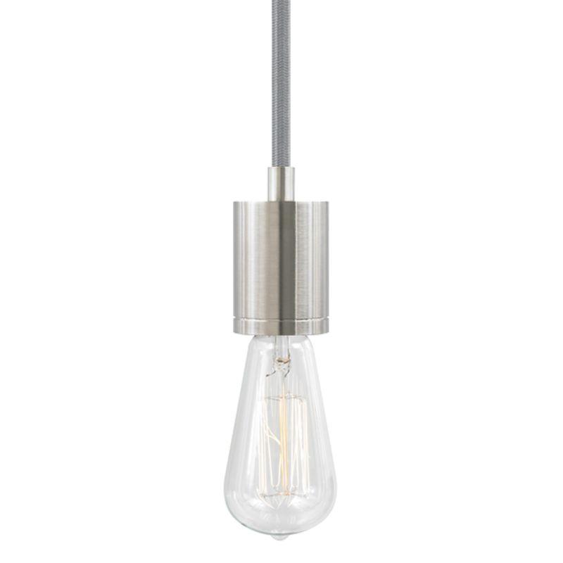 Tech Lighting 700TDSOCOPM24S SoCo 1 Light Mini Pendant with Nickel Sale $132.00 ITEM#: 2541690 MODEL# :700TDSOCOPM24YS UPC#: 884655286275 :