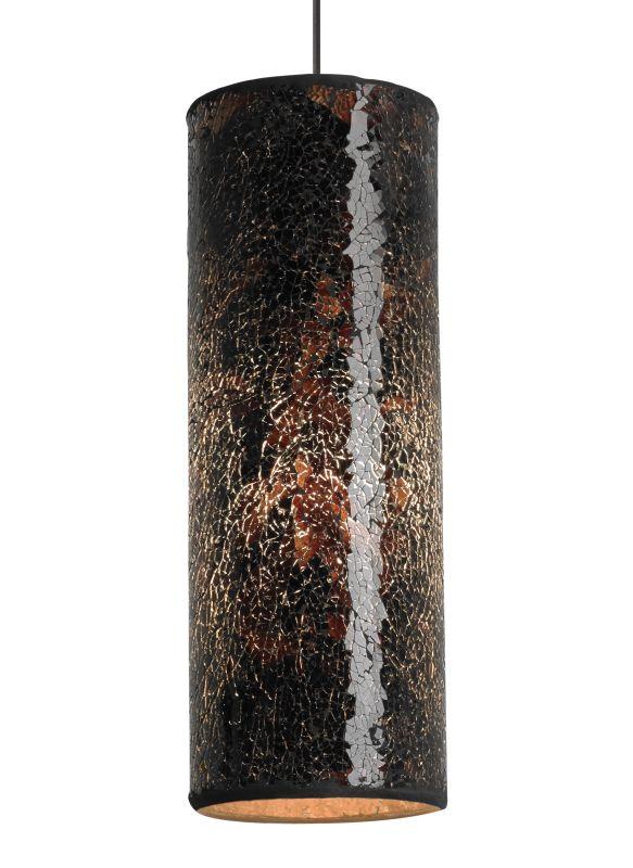 Tech Lighting 700TDVEIGPN Veil Grande Line-Voltage 1 Light Cylindrical