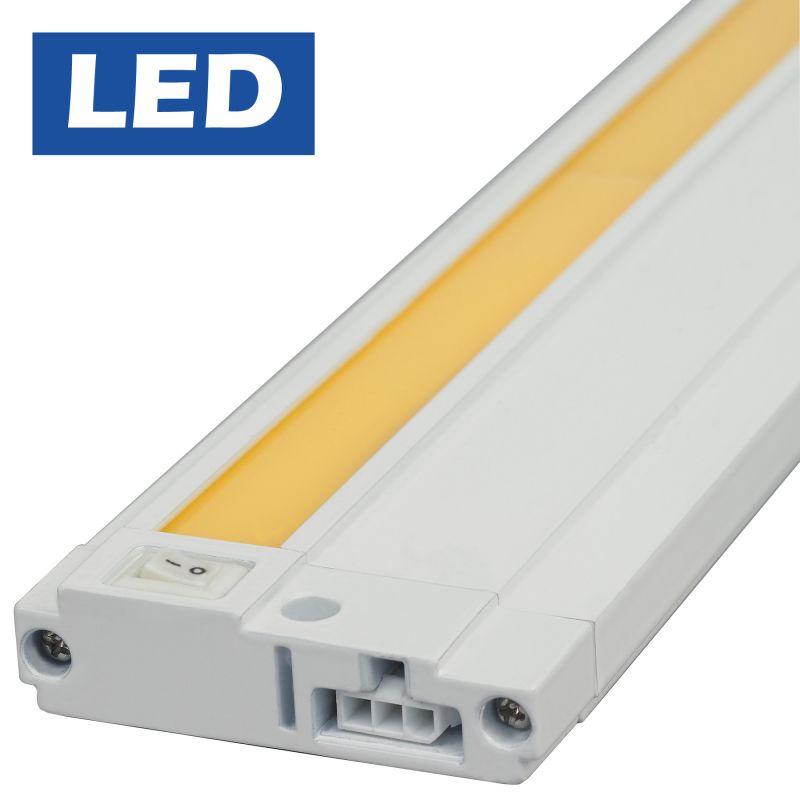 """Tech Lighting 700UCF1382-LED Unilume LED 13"""" 8.5 Watt Plug-In Slimline"""