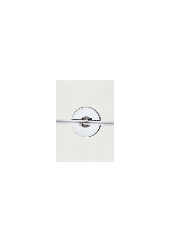 "Tech Lighting 700WMOP4R Wall MonoRail 4"" Round Single Power Feed"