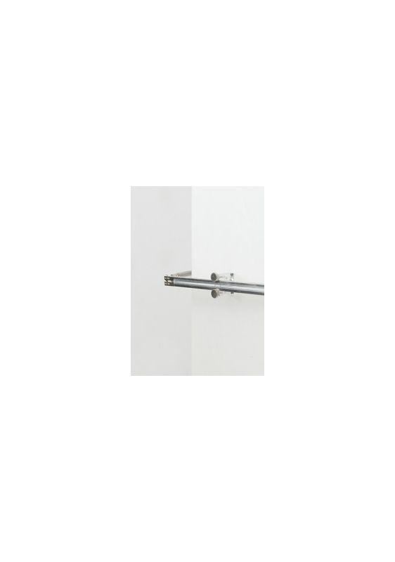Tech Lighting 700wmos01 Wall MonoRail Standoff Satin Nickel Indoor