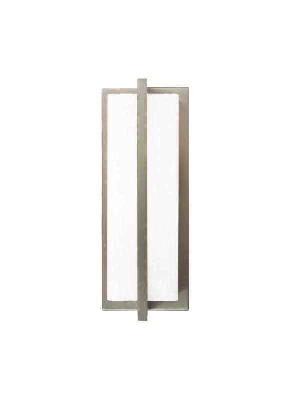 Tech Lighting 700WSCORW-CF Coronado Rectangular White Glass
