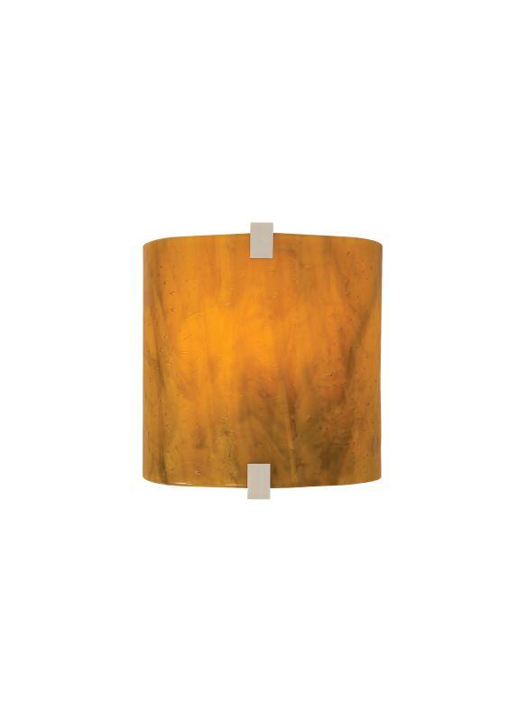 Tech Lighting 700WSESXGA-CF Essex Beach Amber Glass Fluorescent Wall Sale $280.80 ITEM#: 2262565 MODEL# :700WSESXGAS-CF UPC#: 884655026178 :
