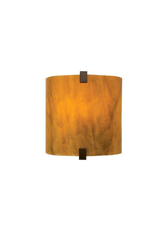 Tech Lighting 700WSESXGA-CF Essex Beach Amber Glass Fluorescent Wall Sale $288.80 ITEM#: 2262563 MODEL# :700WSESXGAZ-CF UPC#: 884655026130 :