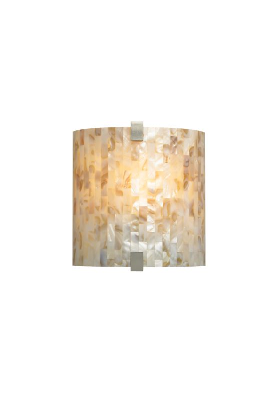 Tech Lighting 700WSESXPN-LED277 Essex 277v 1 Light LED Natural Shell