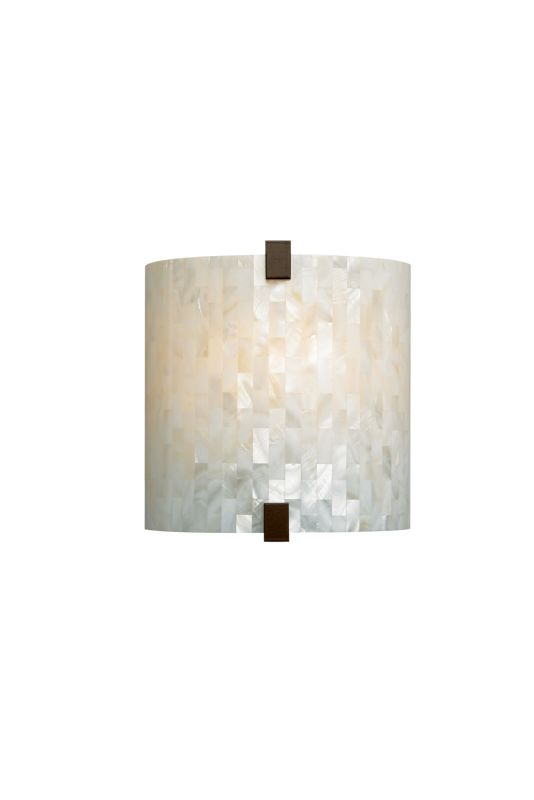 Tech Lighting 700WSESXPW-LED277 Essex 277v 1 Light LED White Shell