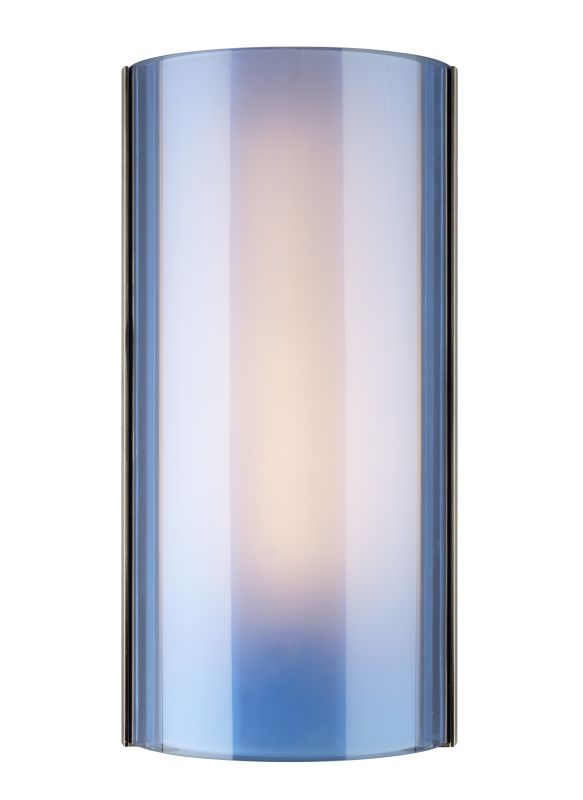 Tech Lighting 700WSJXNU-LED Jaxon LED Steel Blue Glass Wall Sconce Sale $647.20 ITEM#: 2304208 MODEL# :700WSJXNUZ-LED UPC#: 884655241847 :
