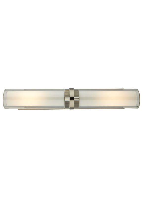 Tech Lighting 700WSSARDC-CF Sara 2 Light Fluorescent Solid Crystal Sale $938.16 ITEM#: 2304322 MODEL# :700WSSARDCS-CF UPC#: 884655244541 :