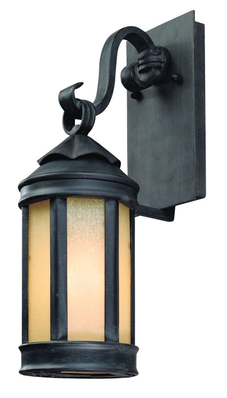 "Troy Lighting B1461 Andersons Forge 1 Light 16"" Outdoor Wall Sconce"