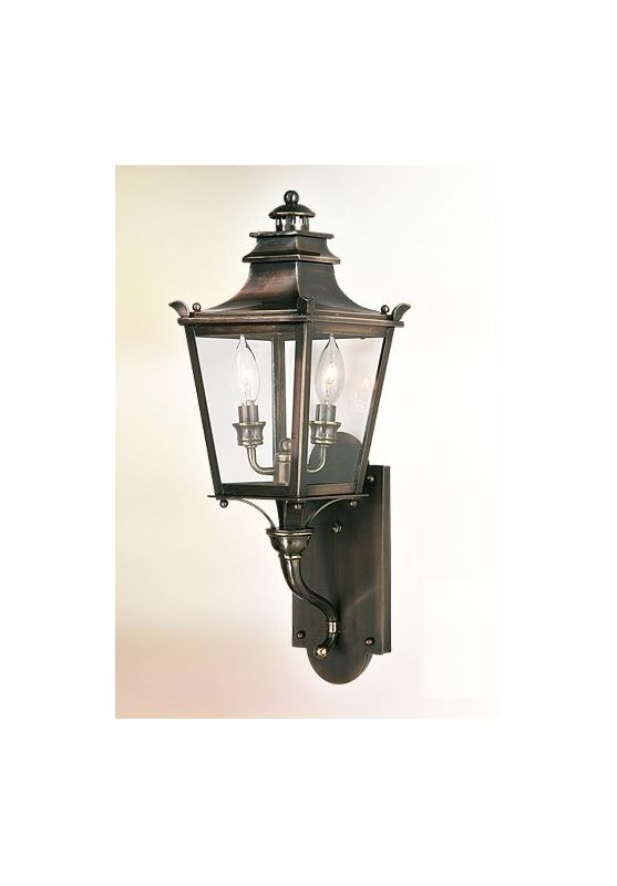 "Troy Lighting B9491 Dorchester 2 Light 23"" Outdoor Wall Sconce English Sale $534.00 ITEM#: 525332 MODEL# :B9491EB UPC#: 782042534919 :"