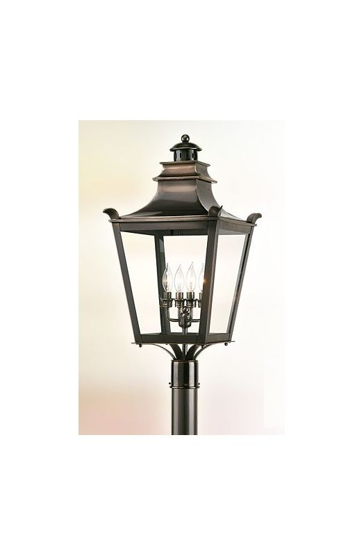 Troy Lighting P9497 Dorchester 4 Light Post Light with Clear Glass Sale $1116.00 ITEM#: 525527 MODEL# :P9497EB UPC#: 782042534995 :