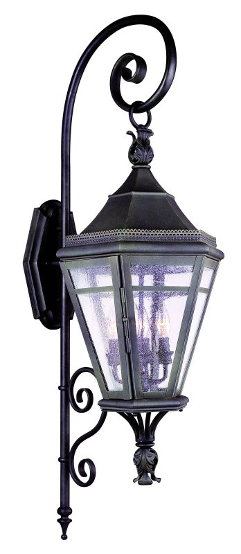 Troy Lighting B1273 Morgan Hill 4 Light Outdoor Wall Sconce with Seedy