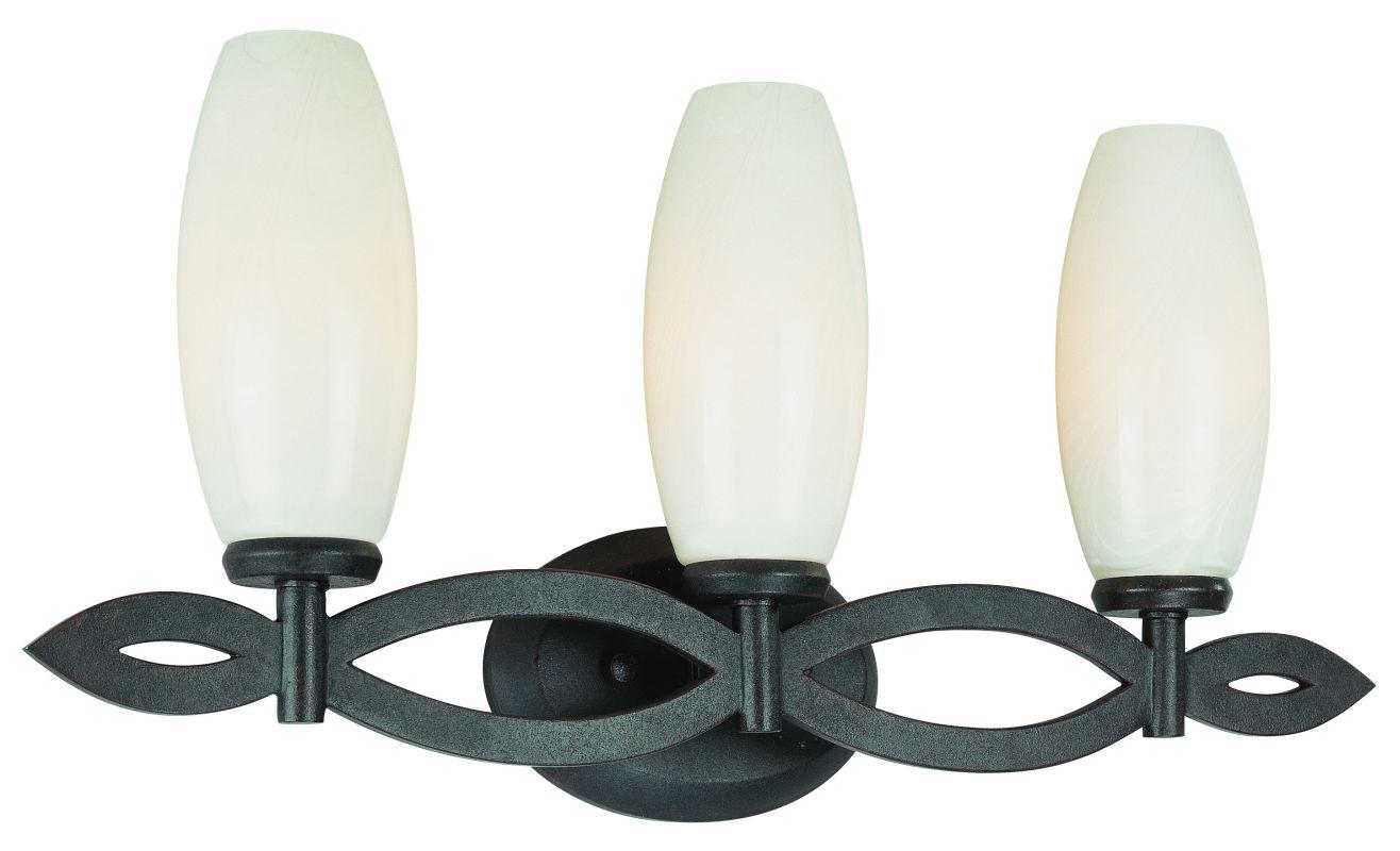 "Troy Lighting B1823 Trio 3 Light 20.5"" Bathroom Vanity Light French Sale $268.00 ITEM#: 1598017 MODEL# :B1823FI UPC#: 782042926073 :"