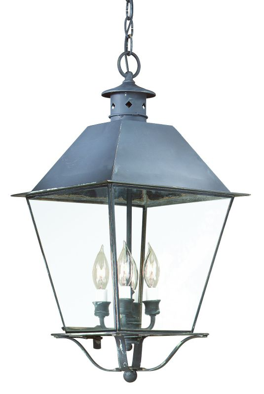Troy Lighting F9136 Montgomery 3 Light Outdoor Lantern Pendant Charred Sale $728.00 ITEM#: 1597752 MODEL# :F9136CI UPC#: 782042523746 :