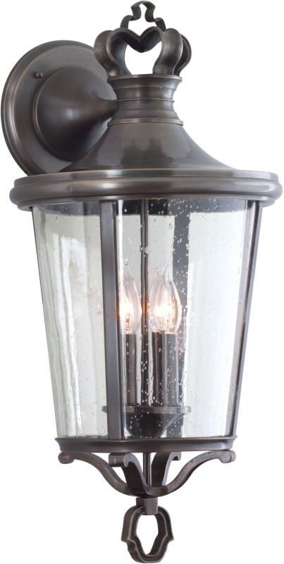Troy Lighting B1383 Britannia 4 Light Outdoor Wall Sconce with Seedy