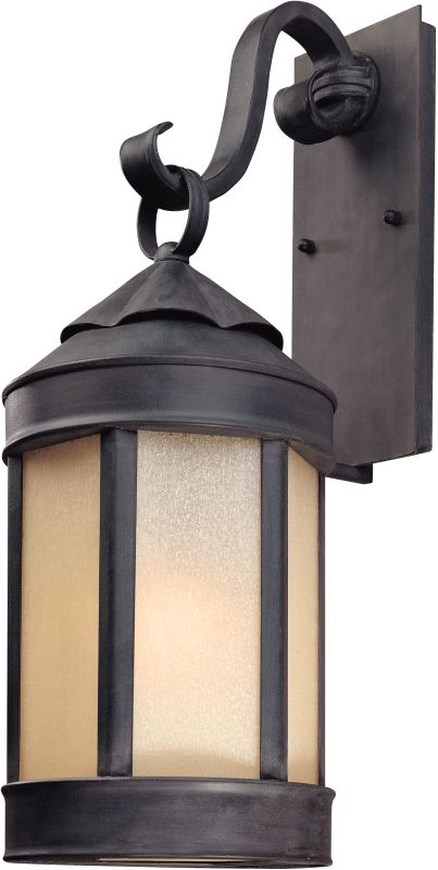 "Troy Lighting B1463 Andersons Forge 1 Light 24"" Outdoor Wall Sconce"