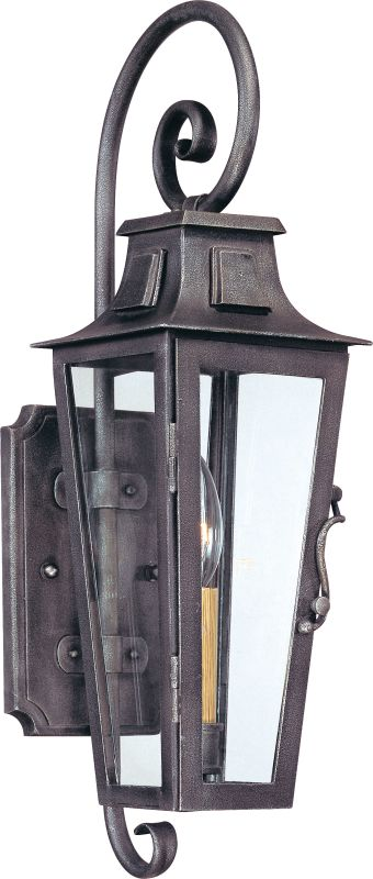 Troy Lighting B2961 French Quarter 1 Light Outdoor Wall Sconce Aged Sale $364.00 ITEM#: 2065291 MODEL# :B2961 UPC#: 782042773967 :