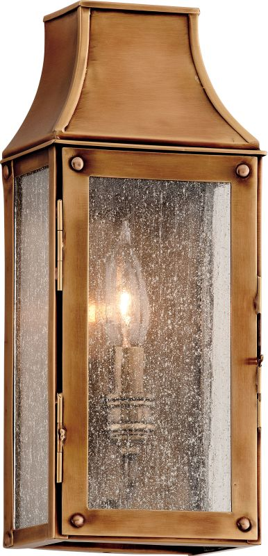 "Troy Lighting B3420 Beacon Hill 1 Light 13"" ADA Compliant Outdoor Wall"