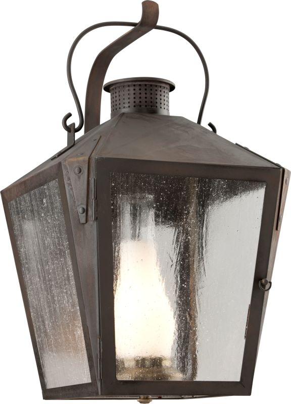 "Troy Lighting B3763 Nantucket 1 Light 22"" Outdoor Wall Sconce with"
