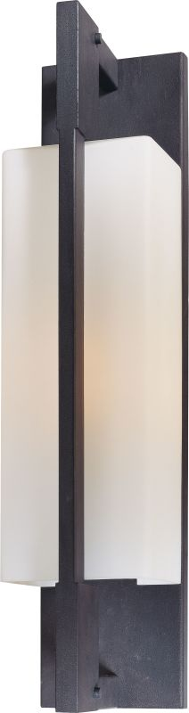 "Troy Lighting B4015 Blade 1 Light 21"" Outdoor Wall Sconce with Glass"