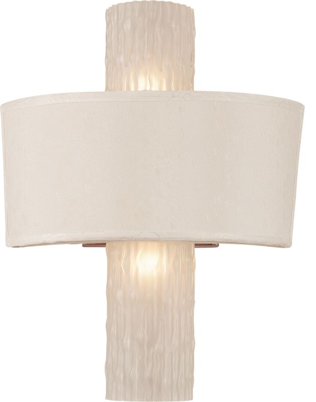 Troy Lighting B7012 Two Light Wall Sconce from the Mojito Collection Sale $169.00 ITEM#: 1597741 MODEL# :B7012PC UPC#: 782042968059 :