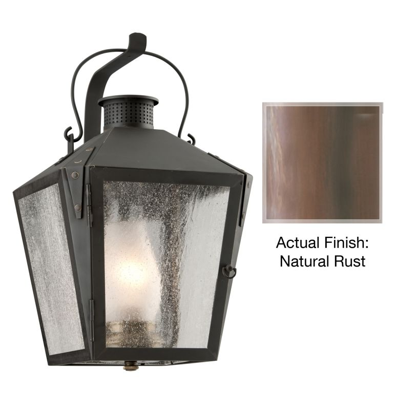 """Troy Lighting BF3762 Nantucket 1 Light 18"""" CFL Outdoor Wall Sconce"""