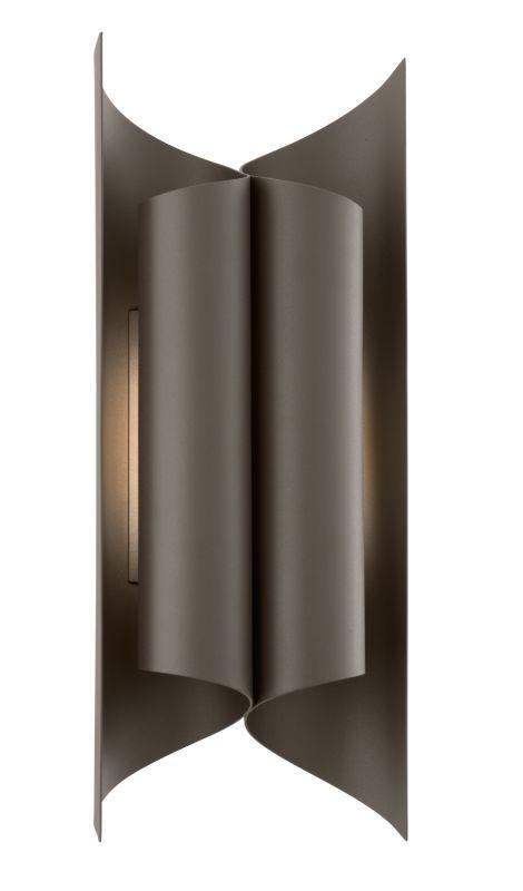"Troy Lighting BL3383-T Kinetic 2 Light 15"" ADA Compliant LED Outdoor Sale $660.00 ITEM#: 2065503 MODEL# :BL3383BZ-T UPC#: 782042795242 :"