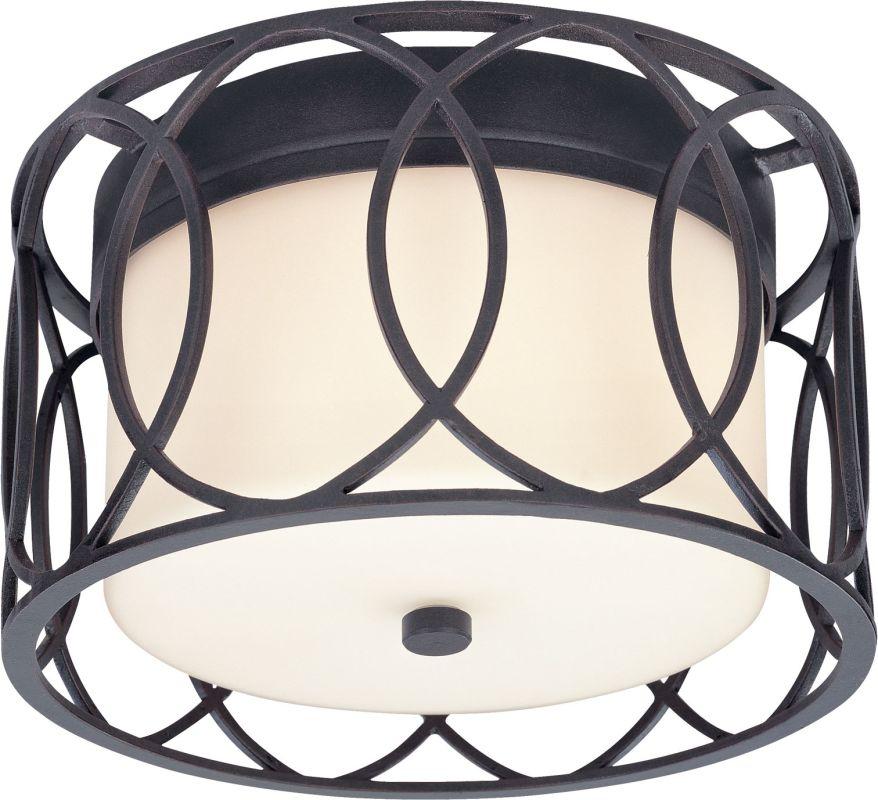 Troy Lighting C1280 Sausalito 2 Light Flush Mount Ceiling Fixture Deep Sale $302.00 ITEM#: 1597966 MODEL# :C1280DB UPC#: 782042758681 :