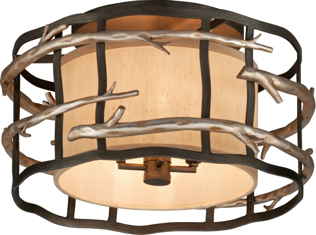 Troy Lighting C2881 Adirondack 4 Light Semi-Flush Ceiling Fixture Sale $564.00 ITEM#: 2065552 MODEL# :C2881 UPC#: 782042774049 :