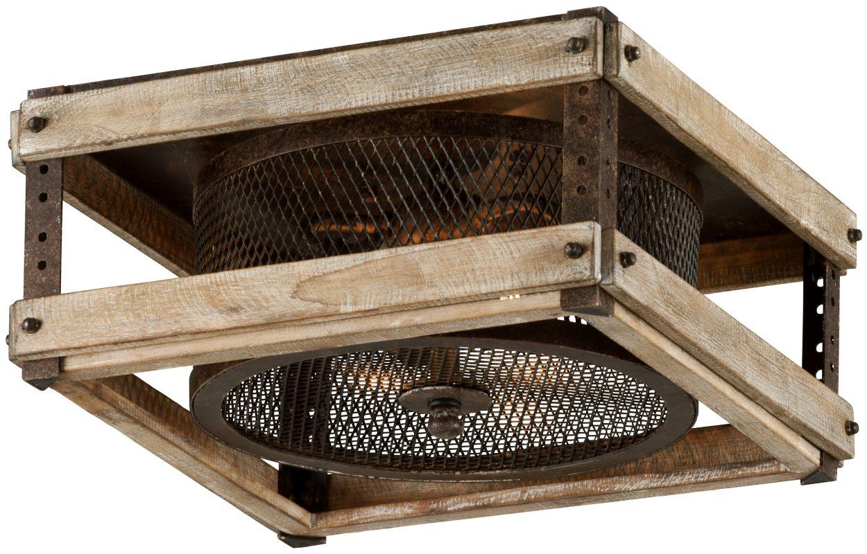 Troy Lighting C4060 Merchant Street 3 Light Flush Mount Ceiling Sale $430.00 ITEM#: 2433279 MODEL# :C4060 UPC#: 782042844889 :