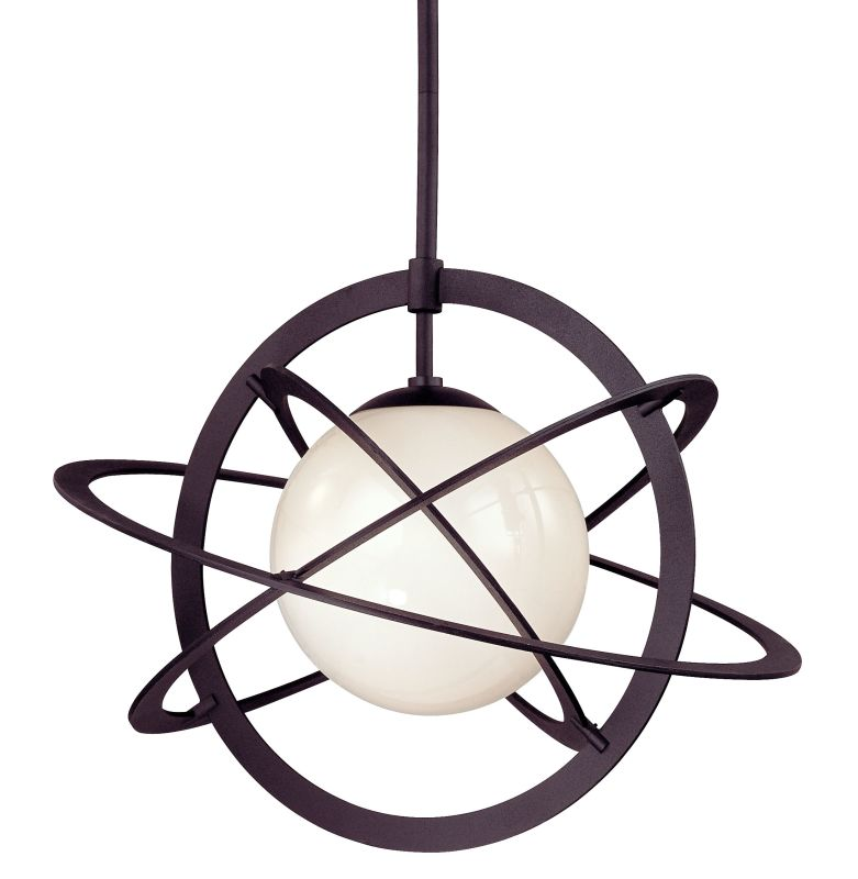 "Troy Lighting F2933 Cosmos 1 Light 21.25"" High Large Pendant Federal"