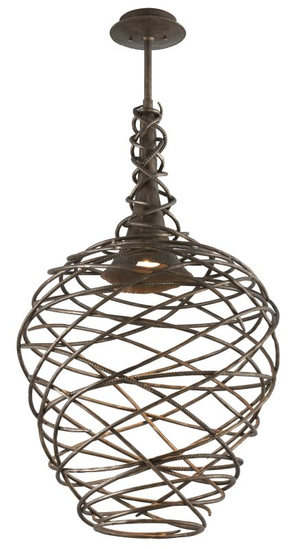 Troy Lighting F4186 Sanctuary 1 Light LED Pendant with Hand-Formed Sale $1702.00 ITEM#: 2433220 MODEL# :F4186 UPC#: 782042845725 :