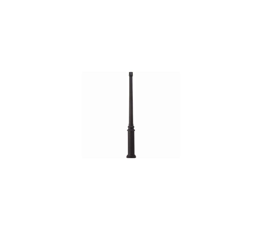 "Troy Lighting PM4946 68.75"" Height Aluminum Post Mount Old Bronze"