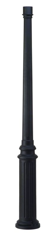 "Troy Lighting PM4946 68.75"" Height Aluminum Post Mount Antique Bronze"