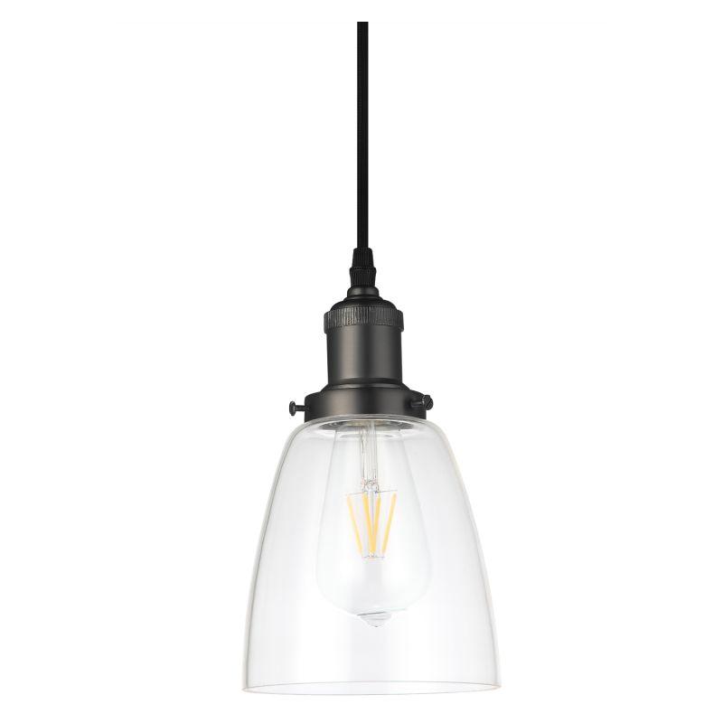 """VONN VVP21111 Delphinus 1 Light 5"""" Wide 2200K Single Mini Pendant with"""