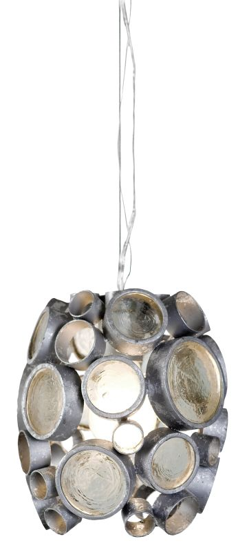 Varaluz 165M01 Fascination 1 Light Hand Forged Recycled Steel Pendant Sale $299.00 ITEM#: 1334782 MODEL# :165M01 UPC#: 815253011723 :