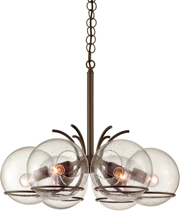 Varaluz 243C06 Watson 6 Light 1 Tier Chandelier Metallic Bronze Indoor Sale $689.00 ITEM#: 2575719 MODEL# :243C06MB UPC#: 811903021784 :